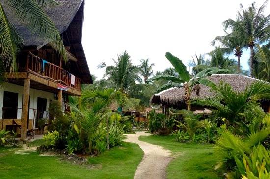 this is home picture of kermit surf resort siargao general