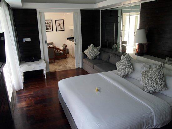 Astana Batubelig Villas : Room view 2