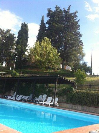 Il Monchino: piscine
