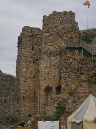 Chateau de Talmont-Saint-Hilaire : tres beau chateau