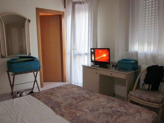 Hotel Airone: luminosa