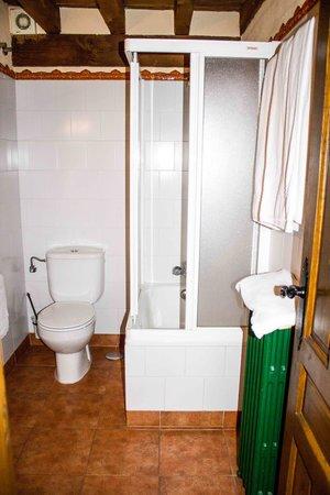 El Andarrio: baño