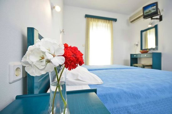 Semeli Hotel Apartments: Twin room