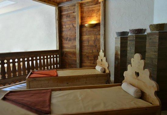 Excelsior Dolomites Life Resort: Sala relax