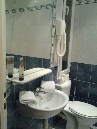 Hotel Lepante : bagno