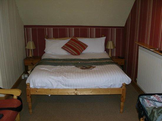 Torwood House Hotel : Doppelbett