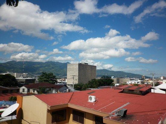 Hotel Casa 69: vista de la terraza