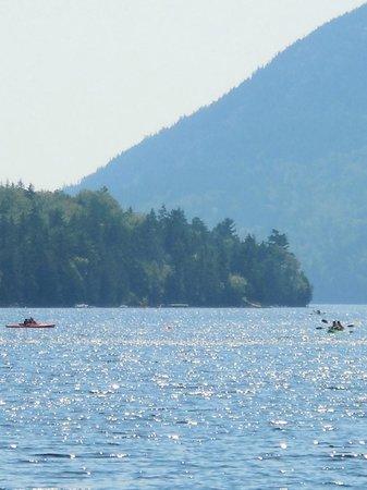 National Park Canoe and Kayak Rental: A beautiful day for kayaking!
