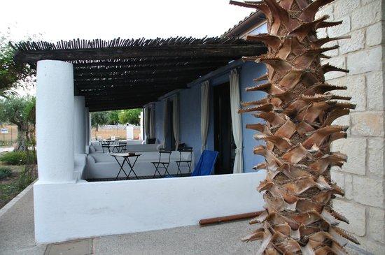 Cambiocavallo - Unesco Area & Resort : Patio