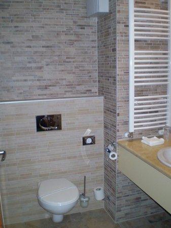 Hotel Max Inn: bathroom