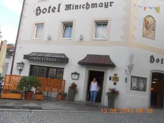 Hotel & Restaurant Minichmayr: HOTEL