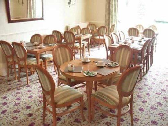 Tarn House Holiday Park: Dining / Breakfast Room