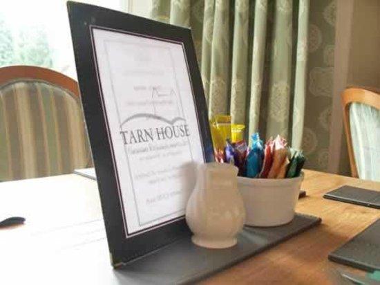 Tarn House Holiday Park: Dining