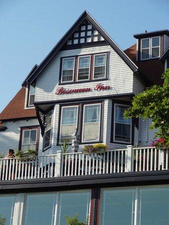 Boscawen Inn: The Inn
