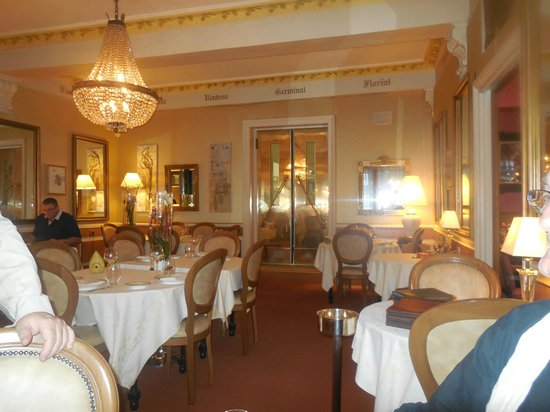 Auberge Napoleon Restaurant: Ra - Belle réception