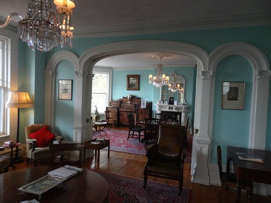 Boscawen Inn: Common Area