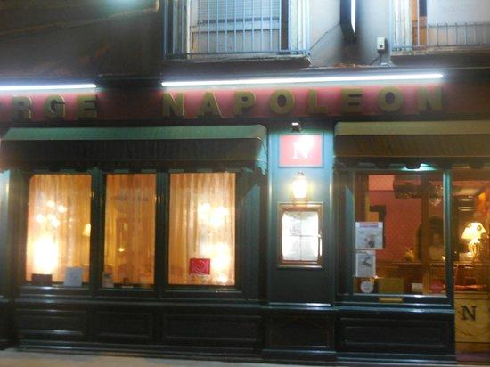 Auberge Napoleon restaurant: Ra - Belle apparence