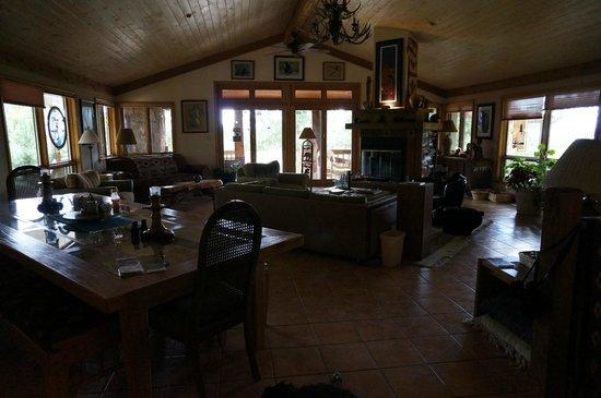 Sundance Bear Lodge: salon