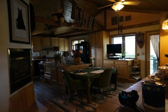 Sundance Bear Lodge: Cuisine