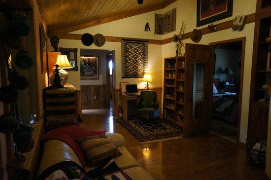 Sundance Bear Lodge: entrée