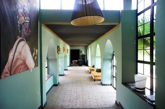 Villa Warhol : Entrance hall