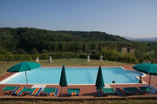 Podere Chiaromonte: La piscine