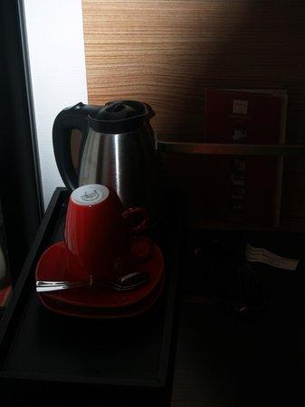 Leonardo Hotel Volklingen-Saarbrucken: Coffee/tea facilities