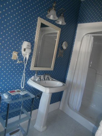 Brown's Manor Bed and Breakfast: Ensuite in Twin Room