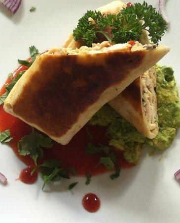 ChillOut Restaurante: taco turko