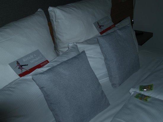 Leonardo Hotel Volklingen-Saarbrucken: Bed