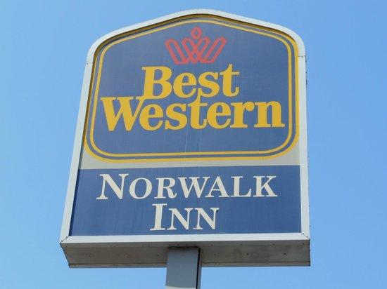Best Western Norwalk Inn: logo do hotel