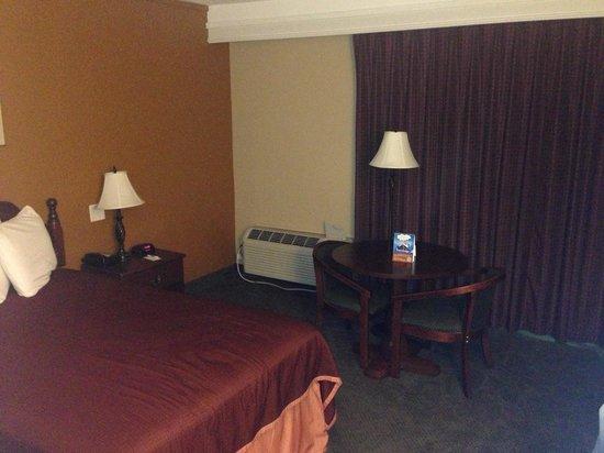 Travelodge Lakeland: Bedroom