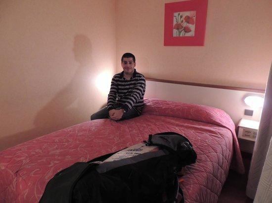 Marmotel Etoile : habitacion