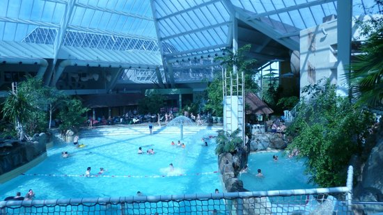 Piscine troppicale picture of sunparks kempense meren for Sun park piscine