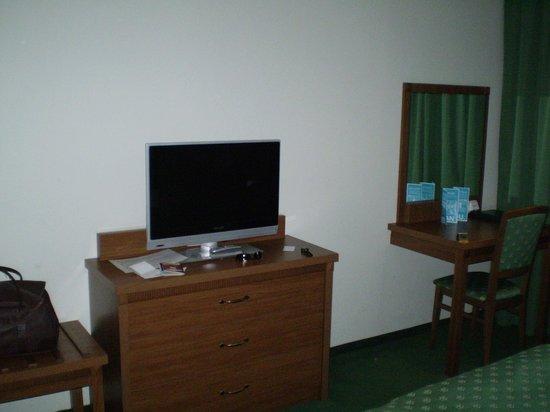 Hotel Max Inn: Desk