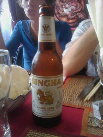 Thai Enjoy : Bière thaïlandaise