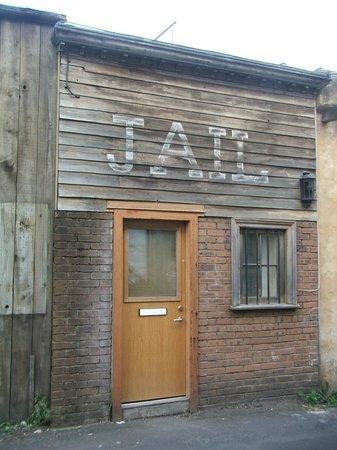 Wild West Cowboy Street: Jail