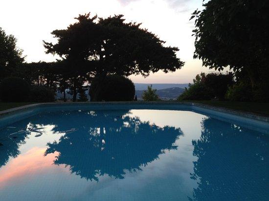 Le Clos du Buis: Pool