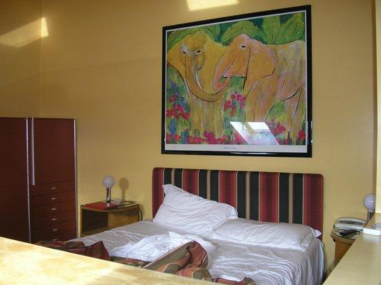 Residence Sacchi : Letto con materasso comodo