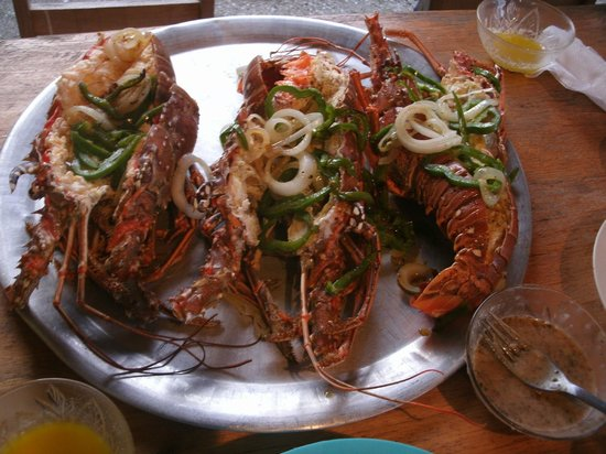 Casa Nostra: Lucky catch lobster special