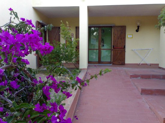 Ostello San Priamo: Ingresso camere