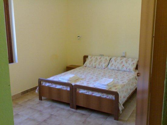 Ostello San Priamo : Camera Matrimoniale