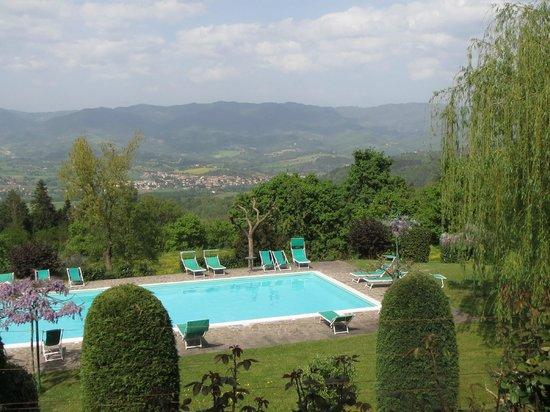 Villa Campestri Olive Oil Resort: swimming pool