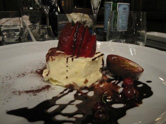 Villa Campestri Olive Oil Resort: Dessert