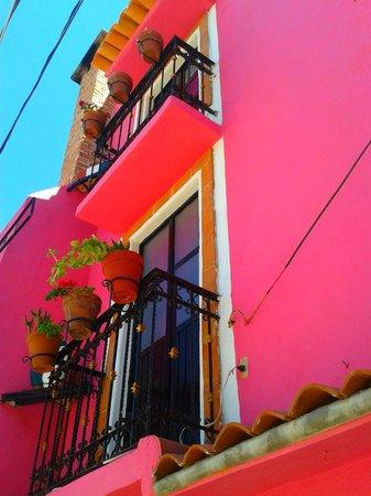 Casa de Dante Hostel: Hostel facade
