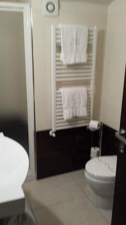 Hotel I Crespi: bagno