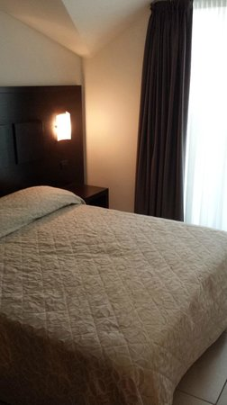 Hotel I Crespi: camera da letto