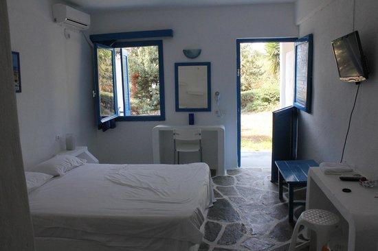 Lagada Beach Hotel: Notre chambre