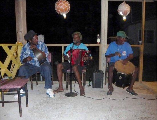Da Smoke Pot : The Rake and Scrape Band