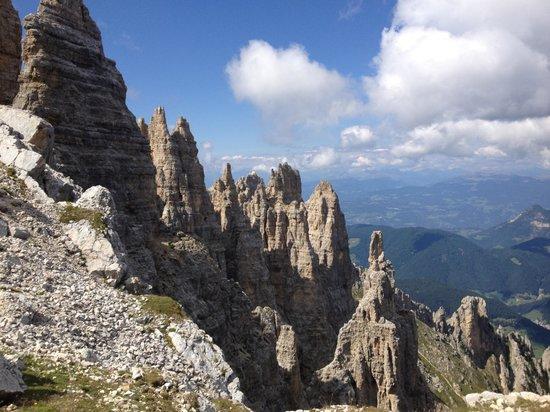 Park Hotel Villa Trunka Lunka: La meraviglia delle Dolomiti